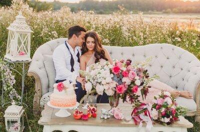 Декор свадьбы в стиле бохо шик: традиции и современность.