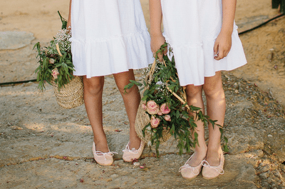 ¿Qué hacer con un capazo en tu boda? ¡Ideas que te inspirarán!
