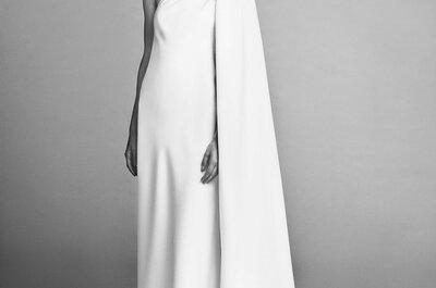 Suknie ślubne od Viktor&Rolf 2017: romantyzm od couture