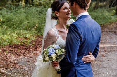 Clémentine et François-Michel : un joli mariage sur le thème