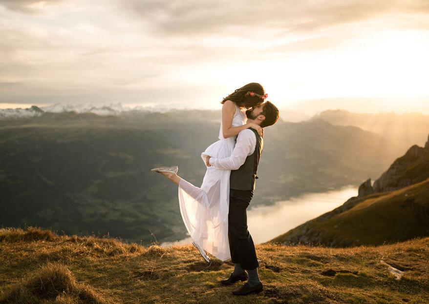 Mit diesen Dienstleistern geben Sie Ihre Hochzeit in die Hände von Profis!