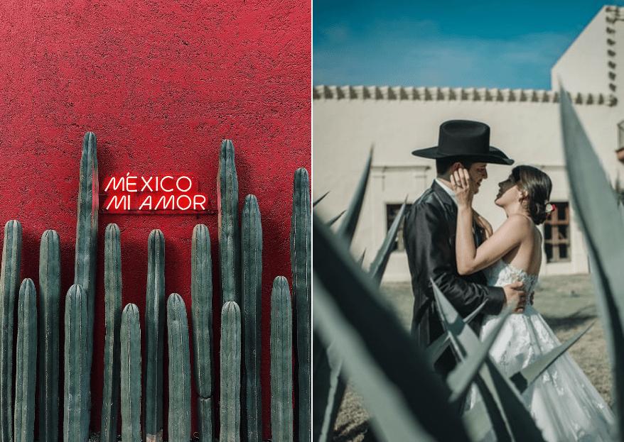 Boda mexicana: Las mejores ideas y consejos para celebrar una boda mexicana