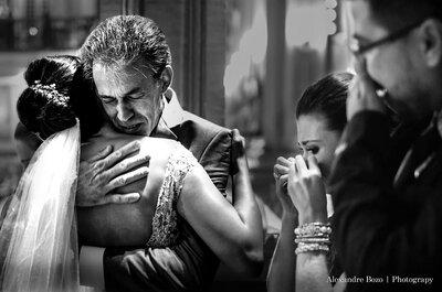 15 momentos do seu casamento que o fotógrafo TEM que captar!