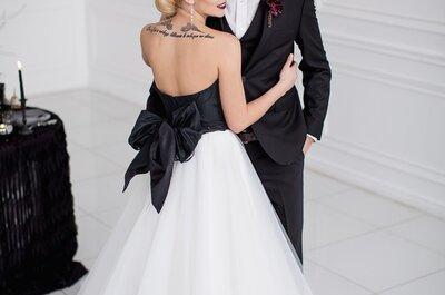 Зачарованная и мистичная свадьба Егора и Елены