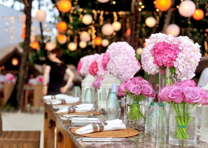 El gran talento de estos wedding planners organizarán tu boda de ensueño