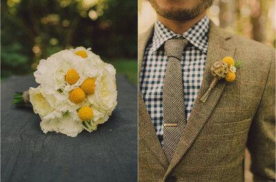 Bouquet con fiori gialli: perché no?