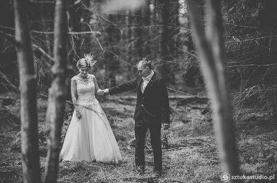 Sesja ślubna w Skalnym Mieście wyszła wspaniale! Twoje też taka będzie!