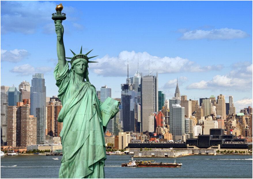 Luna de miel en Nueva York: descubre el magnetismo de la ciudad que nunca duerme