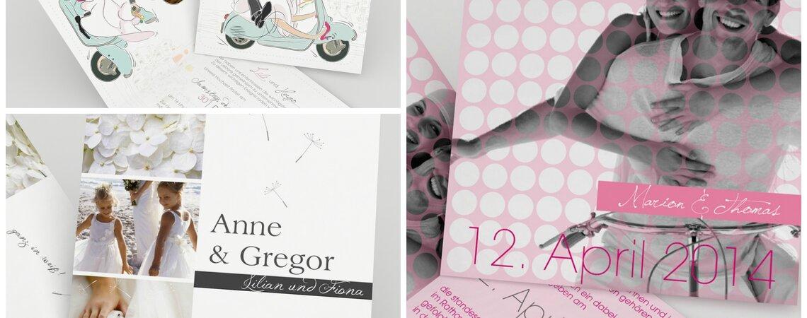 kreative hochzeitskarten so sch n k nnen einladungen sein. Black Bedroom Furniture Sets. Home Design Ideas