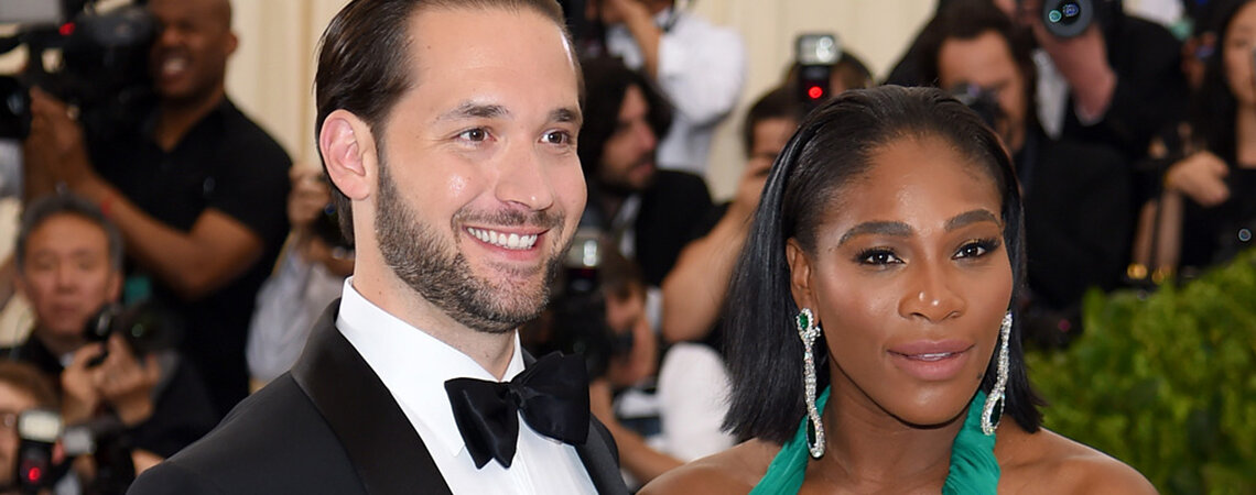 La boda de Serena Williams inspirada en 'La Bella y la Bestia' es una de las más espectaculares de 2017