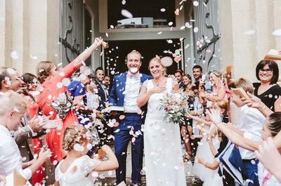 10 conseils incontournables pour un mariage plus que parfait !
