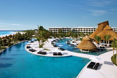 Los 6 hoteles más románticos en Cancún y Riviera Maya