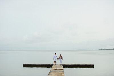 Ensaio pré-wedding: fundamental para uma relação de confiança entre noivos e fotógrafo