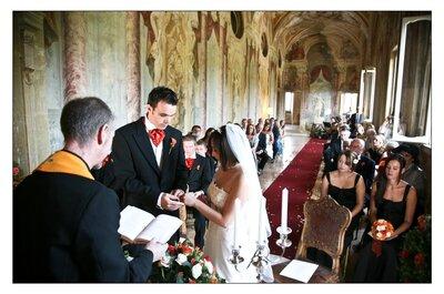 Park Hotel Villa Grazioli, lo scenario delle vostre nozze è un palazzo del XVI secolo
