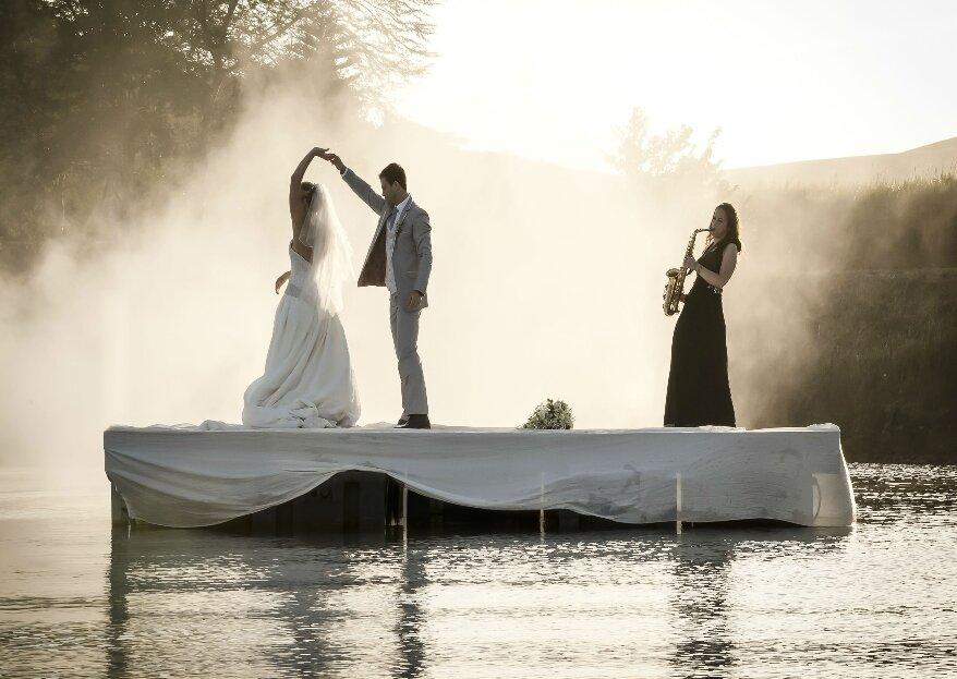 Ieri, oggi, domani: 5 location di nozze per dire sì all'amore eterno