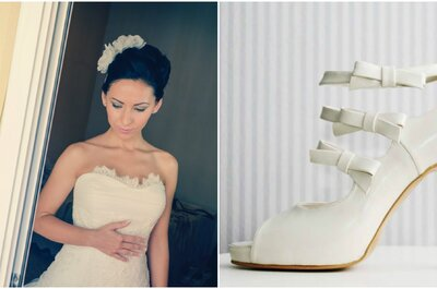 ¿Cómo elegir los zapatos de novia de acuerdo a mi personalidad?