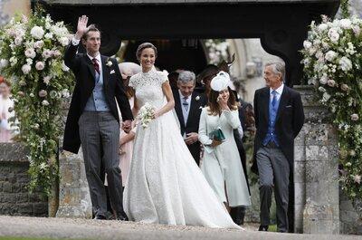 Die Hochzeit von Pippa Middleton und James Matthews. Wir haben alle Details für Sie!