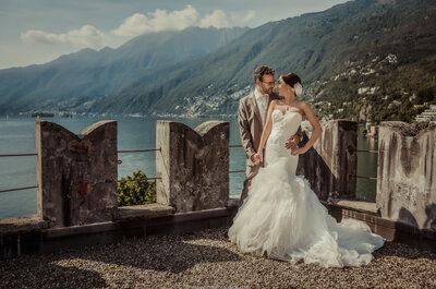 Hochzeitsplanung mit Charme, Kreativität & Leidenschaft im Tessin & Norditalien: Momenti Contenti!
