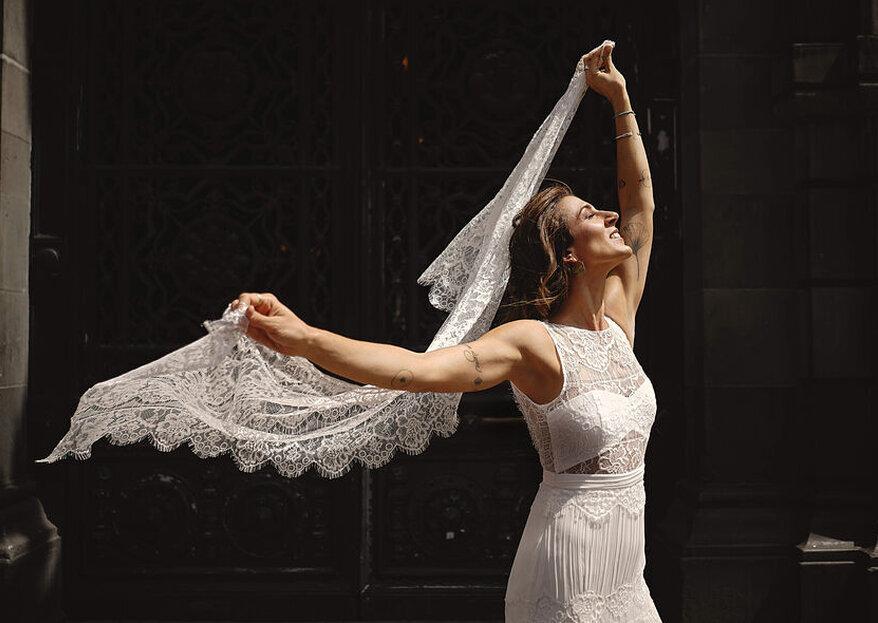Todo lo que una mujer necesita para su boda