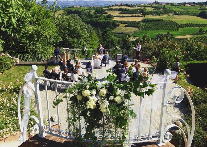 Eleganza, cuore, customer satisfaction: ecco il know how di Paola Casetta Wedding Planner