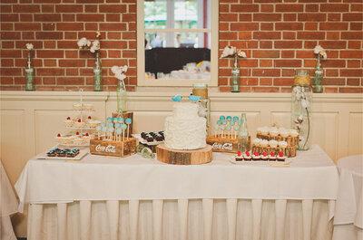 ¿Cuáles serán los sabores en pasteles de boda más populares este 2017?