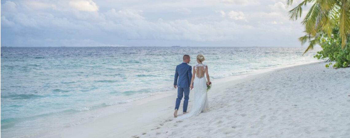 Ваш медовый месяц в Раю! Почему Мальдивы идеальны для свадебного путешествия?