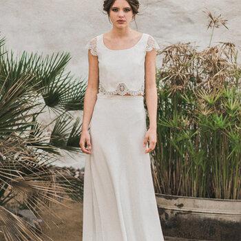 55 vestidos de novia de firmas que seguro aún no conocías. ¡Te sorprenderán sus diseños!