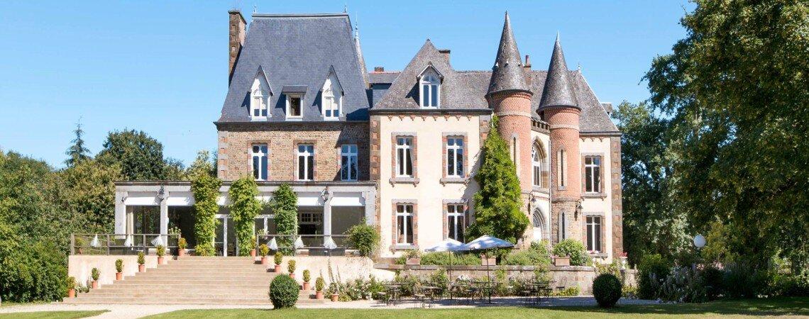 Les Ormes : pour votre mariage, réunissez tous vos proches dans ce domaine d'exception en Bretagne