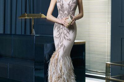 Вечерние платья Rosa Clara. Великолепная коллекция 2015 для самых стильных гостей