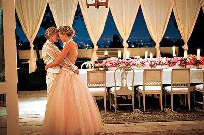 Gleichgeschlechtliche Promi-Hochzeiten – die schönsten Hochzeiten