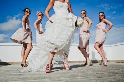 Aufgaben einer Brautjungfer – Die Braut ist eure Chefin!