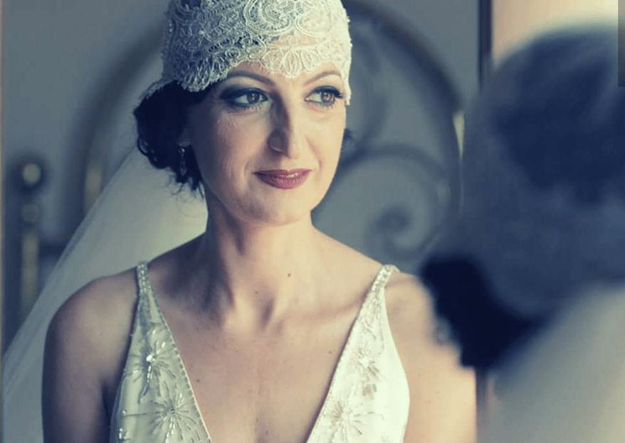 Scollatura per l'invitata di nozze: i consigli per non cadere nel volgare