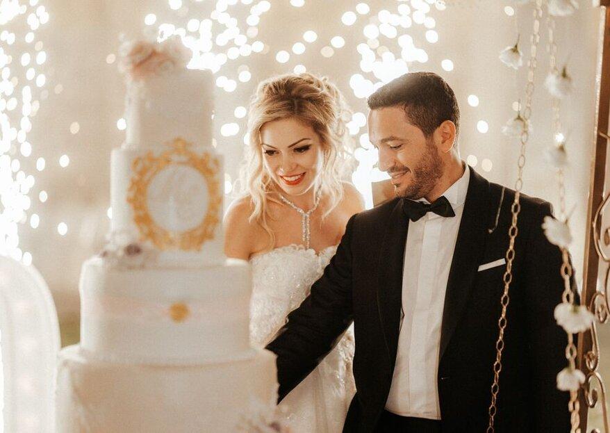 Un dettaglio per personalizzare lo stile delle vostre nozze, con l'aiuto della wedding planner giusta!