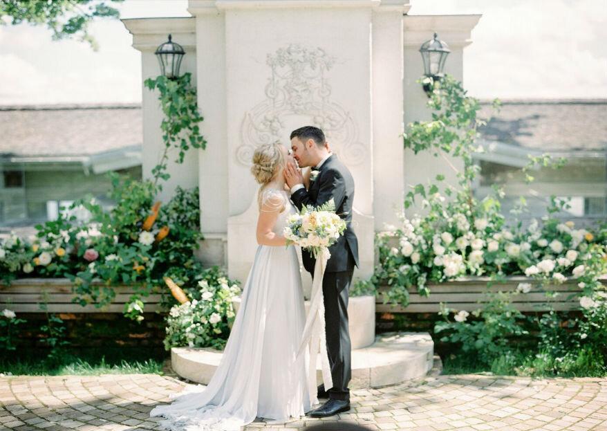 Оформление свадьбы: 5 шагов к совершенству!
