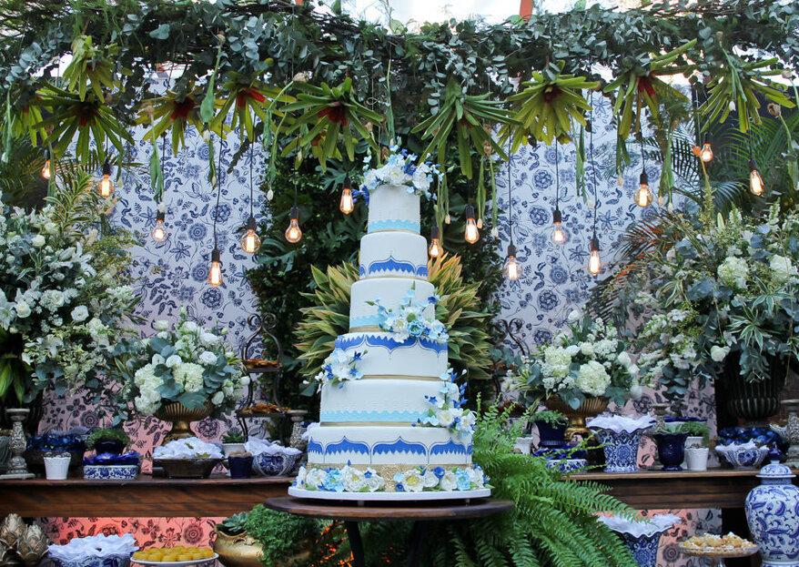 Transformando açúcar em arte! Descubra as mais lindas e deliciosas opções em bolos e doces