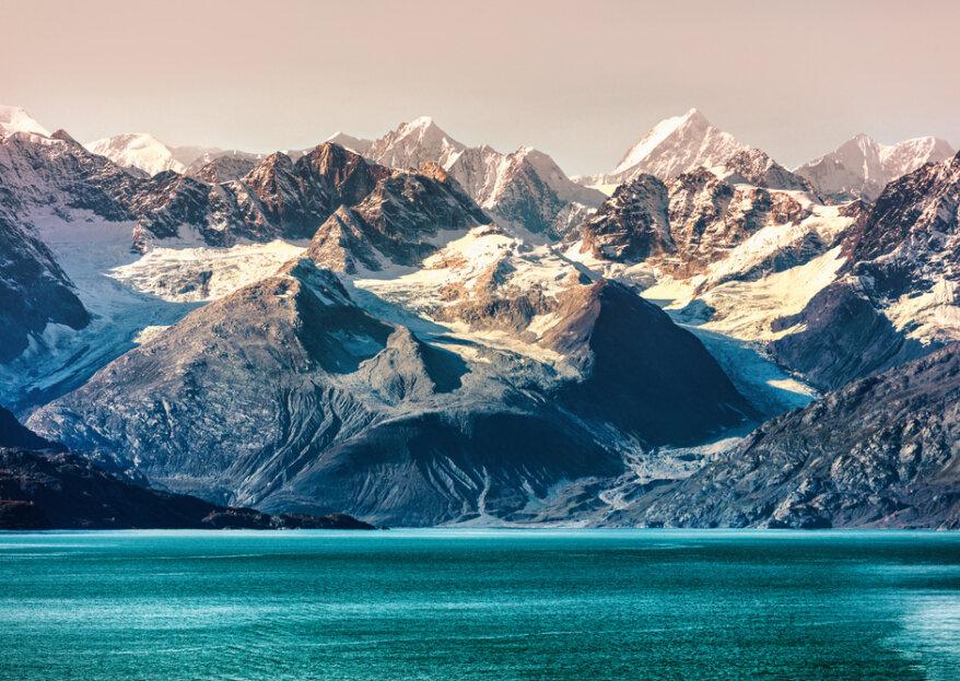 Lua-de-mel no Alasca: a última surpresa do planeta