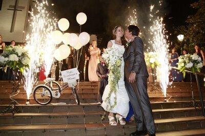 3 consejos de un grupo de producción de bodas para una fiesta de matrimonio inolvidable