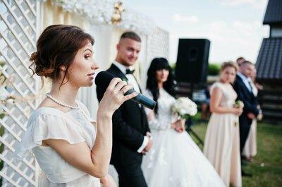Die 7 besten Tipps für eine gelungene Hochzeitsrede