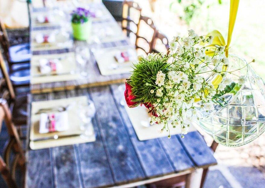 Qual è la ricetta per creare un matrimonio perfetto? Rispondono i catering del settore nuziale