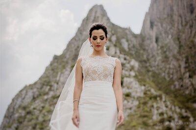 ¿Quieres verte más alta el día de tu boda? Aquí te contamos cómo lograrlo