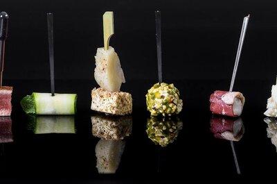 7 traiteurs gourmets pour votre mariage en Seine-et-Marne