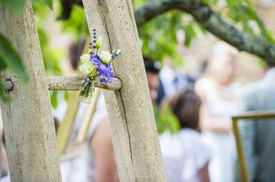 L'organisation de votre mariage par Save Your Date : les codes de l'élégance traditionnelle revisités par des touches de modernité et d'humour !