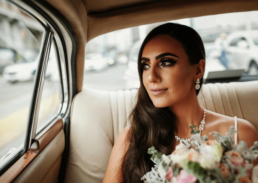 Dos culturas, un solo corazón: la boda de Hala & Humberto