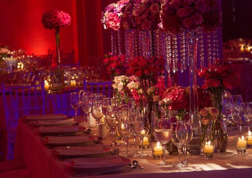 Carla Fischer Producciones: un servicio excepcional que se encargará de la producción total de tu matrimonio