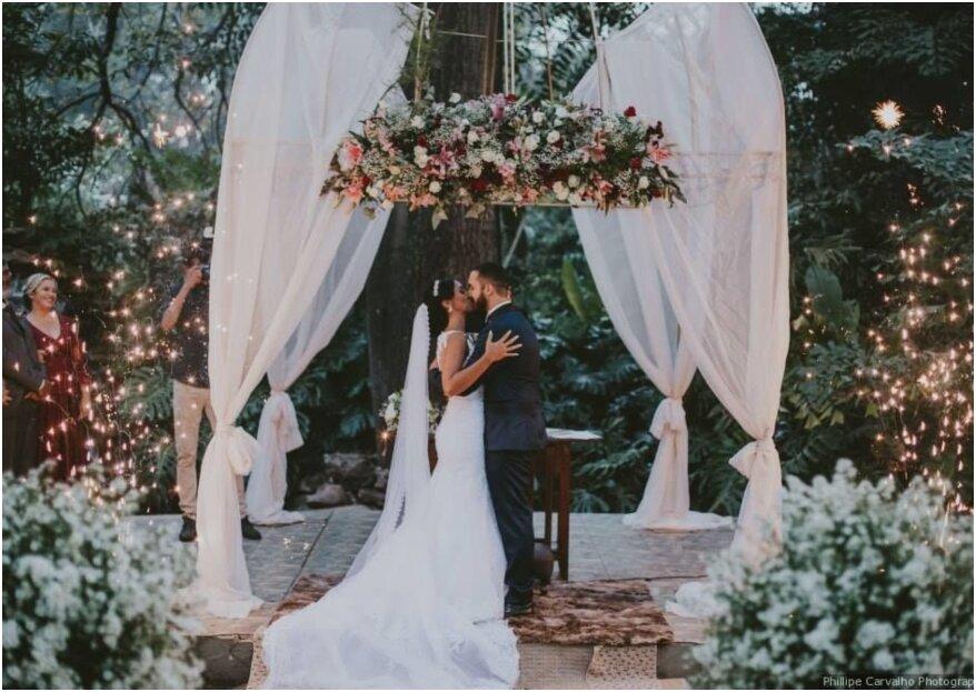 Aline Duarte Decorações:  a decoração do seu casamento com quem mais entende do assunto!