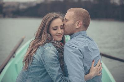 Six raisons de réaliser une séance d'engagement avec mon photographe