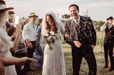 Los servicios que necesitas en tu boda para que sea un éxito