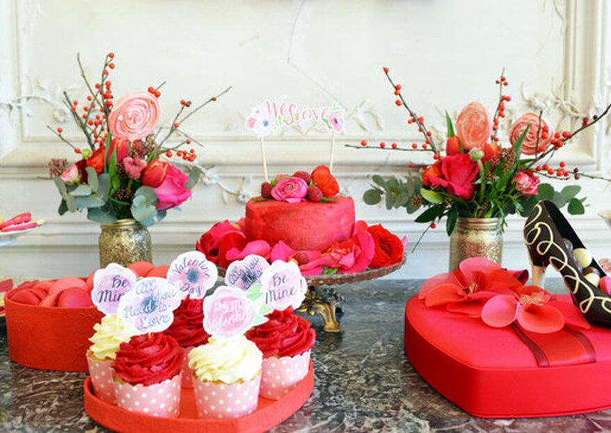 5 idées pour fêter la Saint-Valentin à la maison !