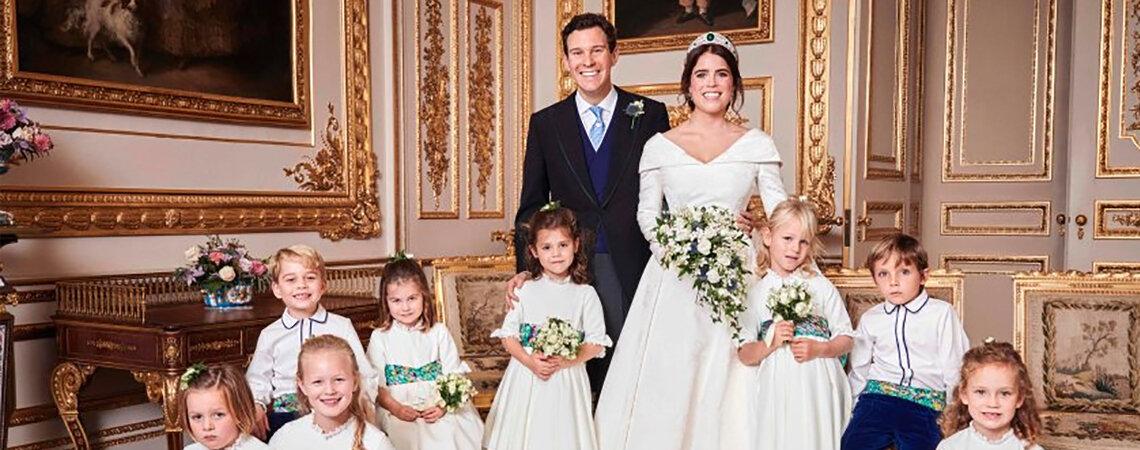 Princesa Eugenie de York e Jack Brooksbank: todos os detalhes do casamento real!