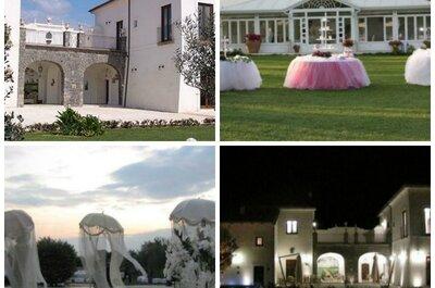 NOOOOOOOOO Location per matrimoni a Caserta: tra parchi e casali antichi, il tempo si ferma per celebrare l'amore eterno!